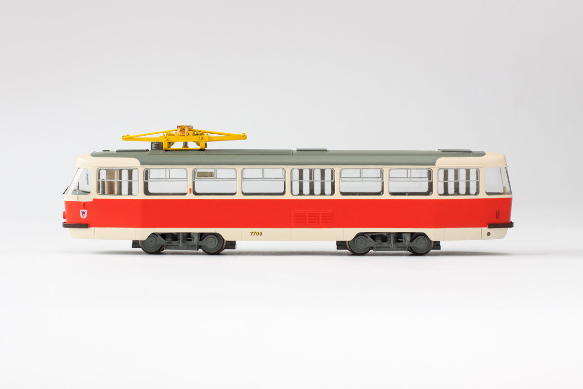 Custom T3 model in Bratislava color scheme