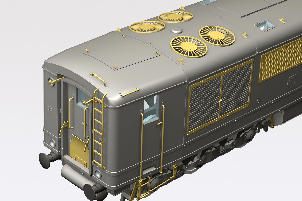 T658 / T698 3D model